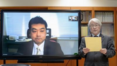2020年度論文賞授賞式-大滝